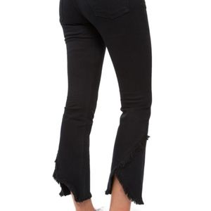 Citizens of Humanity Drew Fray Capri Jeans